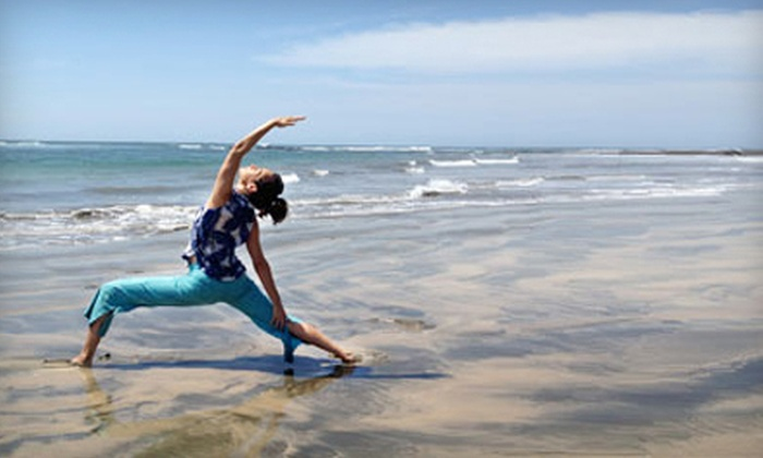 Living Waters Yoga - Grosse Point Farms - The Hill: $29 for One Month of Unlimited Christian-Yoga Classes at Living Waters Yoga in Grosse Pointe Farms ($90 Value)