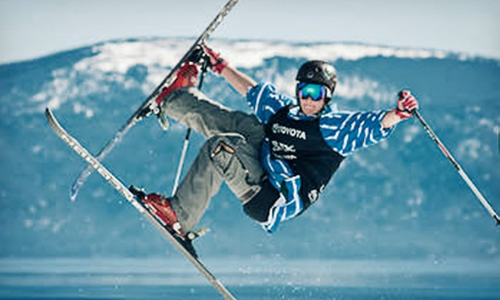 SnowBomb: $75 for a Skiing-and-Snowboarding Platinum-Membership Package with Discounts from SnowBomb ($150 Value)