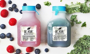 Raw Generation: 14- or 28-Day Supply of Skinny Teas from Raw Generation (Up to 67% Off)