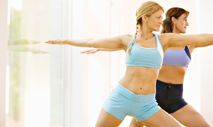 Yoga NoHo - Valley Village: 10 or 15 Yoga Classes or One Month of Unlimited Yoga Classes at Yoga NoHo (Up to 70% Off)