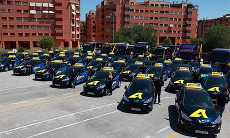 Curso para obtener el carné de camión C o el de autobús D con 4 o 6 prácticas desde 69 € en Autoescuela Abril