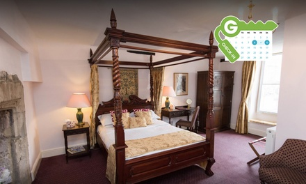 Cotswolds: Standard or Deluxe Double Room for Two with Breakfast and Option for Dinner Credit at 4* The Bull at Burford