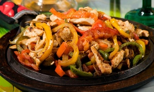 Baja Cafe Deerfield: Mexican Dinner Cuisine for Two or More at Baja Cafe Deerfield (Up to 37% Off)
