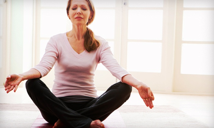 Yama Yoga Village - Greenwood Village: 10 or 20 Classes at Yama Yoga Village (Up to 74% Off)