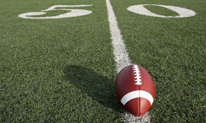Carolina Elite Football - Raleigh: One Week of Football Camp for One or Two at Carolina Elite Football (Up to 53% Off)