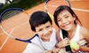 Ideal Tennis Academy - Far North Central: Two-Evening or Four-Day Summer Camp at Ideal Tennis Academy (Up to 54% Off). Four Options Available.
