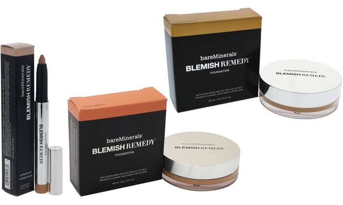 Up To 17 Off On Bareminerals Blemish Remedy Groupon Goods