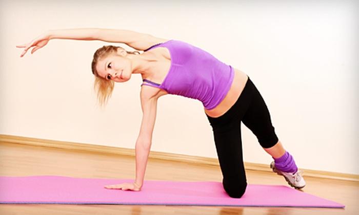 Smokin' Hot Yoga - Landmark Center: 10 or 15 Classes at Smokin' Hot Yoga (Up to 59% Off)