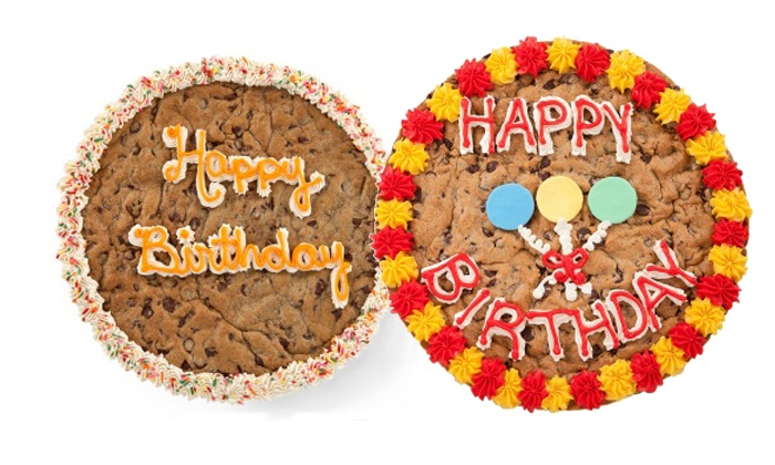 Recipe for mrs fields cookie cake