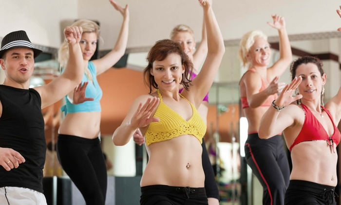 The Studio Dance. Fitness. Results. - Downtown Concord: One Month of Unlimited Zumba Classes for One or Two at The Studio Dance. Fitness. Results. (Up to 53% Off)