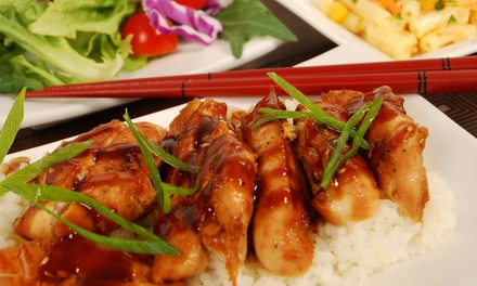 $35 for Two Soups and Two Entrees with Two Drinks at Grand China Restaurant ($60 Value)