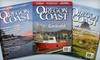 """""""Oregon Coast Magazine"""": One- or Two-Year Subscription to """"Oregon Coast Magazine"""" (Up to 53% Off)"""