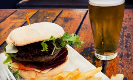 $25 Groupon to Dawghouse Pub & Eatery - Dawghouse Pub & Eatery in London