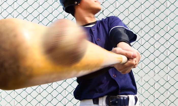 Extra Innings - Plano: One or Two 30-Minute Batting-Cage Sessions at Extra Innings (Up to 56% Off)