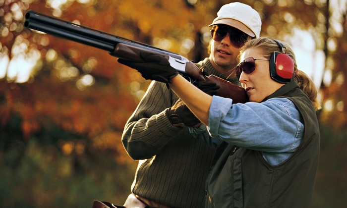 Cardinal Center - Bennington: 100 or 200 Clay Targets with a Golf-Car Rental at Cardinal Center (Up to 48% Off)
