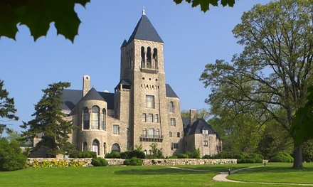 Guided Tour for Two or Four at Glencairn Museum (Up to 50% Off)