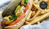 Cleaver's - Evansville: Hot Dogs, Italian Beef, or Gyros for Two or Four at Cleavers (Up to 51% Off)