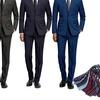 Braveman Slim Fit Suit with Free Tie