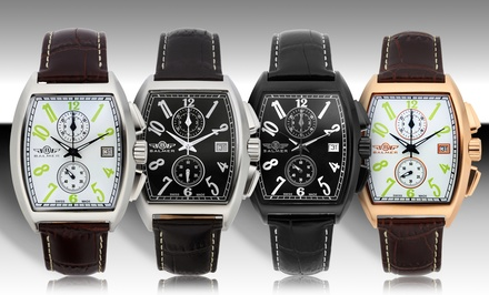 Balmer Men's Continental Chronograph Watches