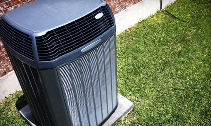 CS Harrington Heating & Cooling - Virginia Beach: $29 for a Basic Air-Conditioning Tune-Up from CS Harrington Heating & Cooling ($109 Value)