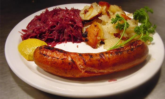 Old Germany Restaurant - Old Germany Restaurant : $15 for $30 Worth of German Cuisine at Old Germany Restaurant