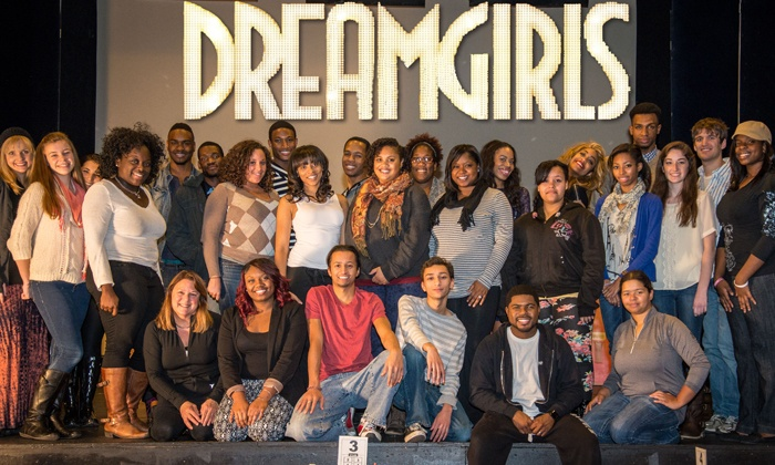 "Bridgeport Theatre Company presents ""Dreamgirls"" - Downtown: Bridgeport Theatre Company Presents ""Dreamgirls"" at the Downtown Cabaret Theatre on January 16–18 (Up to Half Off)"