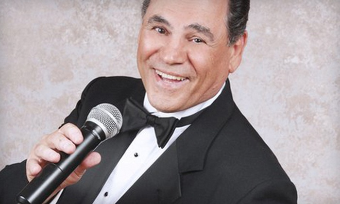 "A Salute to Sinatra Starring Michael Matone - Ames Center: ""A Salute to Sinatra Starring Michael Matone"" at Burnsville Performing Arts Center on April 14 (Up to $45.20 Value)"