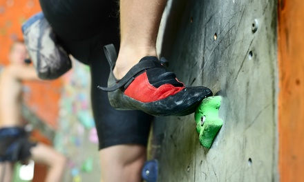 Three- or Five- Day Summer Camp at Red Rock Climbing Center (Up to 53% Off)