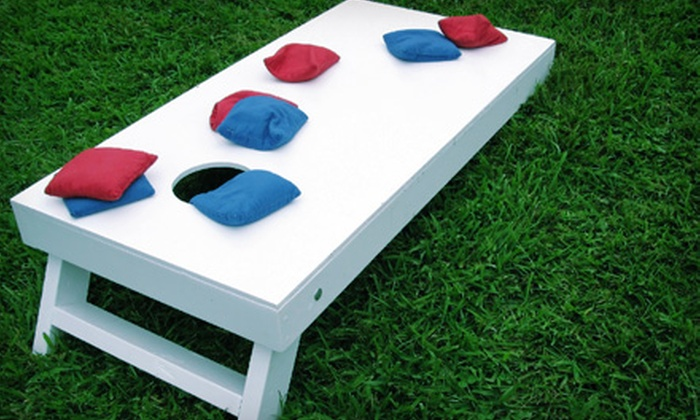Premier Co-ed Sports - Central Raleigh: Individual or Team Registration for the Raleigh Cornhole League at Premiere Co-ed Sports (Up to 57% Off)