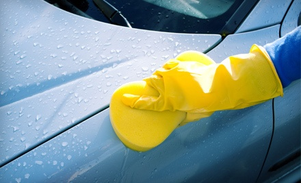 1 Freshen Up Auto Detail (a $150 value) - Hunt Auto Detail in Portland