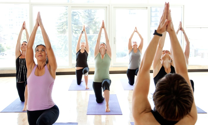Yoga Loft - Vaughan: $39 for One Month of Unlimited Hot Yoga Classes at Yoga Loft ($150 Value)