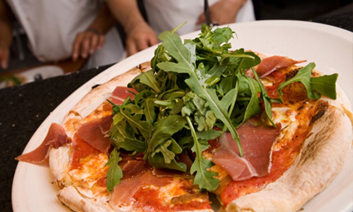 Ella's Wood Fired Pizza - Downtown - Penn Quarter - Chinatown: $16 for $30 Worth of Pizza, Pasta, and Calzones at Ella's Wood Fired Pizza