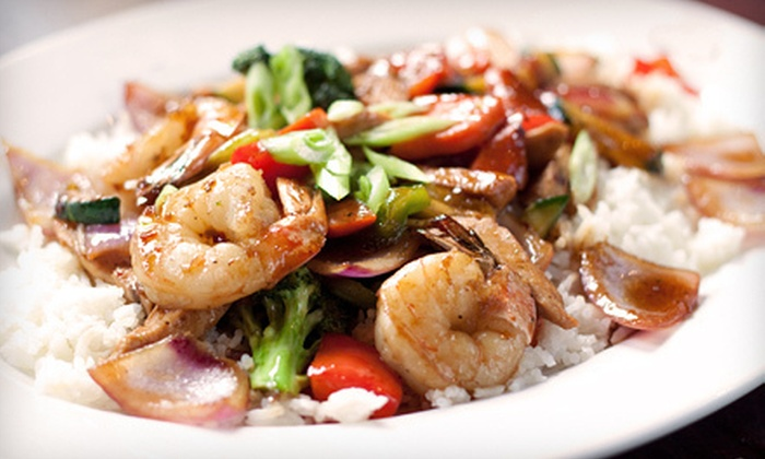 Bistro Chi - Quincy Center: $12 for $25 Worth of Chinese Cuisine at Bistro Chi