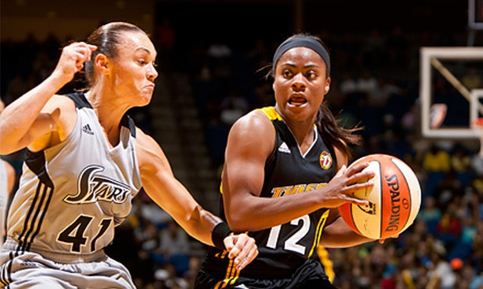 Tulsa Shock - Downtown Tulsa: Tulsa Shock Game at BOK Center with Autograph Session and Food Voucher on May 19 or 22 (Up to 79% Off)