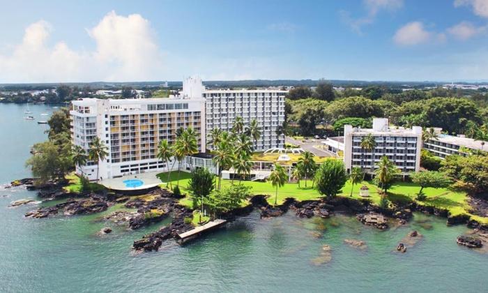 Hilo Naniloa Hotel - The Big Island, Hawaii: Stay at Hilo Naniloa Hotel in The Big Island, HI. Dates Available into December.