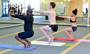 Be Yoga Burien: One Month of Unlimited Bikram Yoga Classes or 10 Bikram Yoga Classes at Be Yoga Burien (Up to 80% Off)