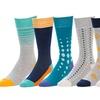 Strollegant Men's Crew Socks (7-Packs)