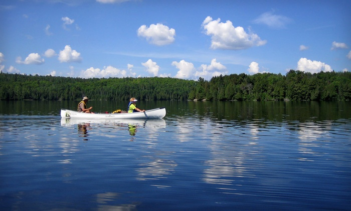 Guided Canoe Trip - Markham: $239 for a Three-Day Canoe Trip from Call of the Wild in Algonquin Provincial Park, ON (Up to $405 Value)