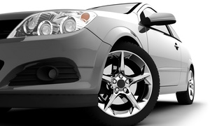 The Dent Team: Hail-Damage Repair at The Dent Team (Up to 92% Off)