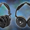 Two Pack of Able Planet Foldable Active Noise Canceling Headphones