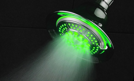 DreamSpa Ultra Luxury 5-Setting LED Shower Head