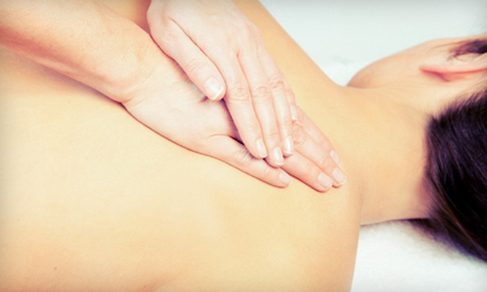 Brittany Harris LMT - Salon Suites: $30 for a One-Hour Hot-Oil Aromatherapy Massage from Brittany Harris LMT ($60 Value)
