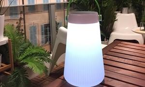 Baladeuse LED solaire 2 en 1