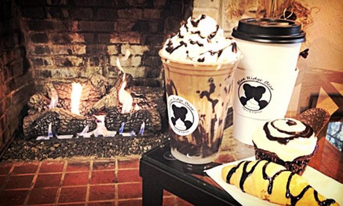 Blue Ridge Bear Yogurt & Espresso - Avery Creek: $7.50 for Three Visits for Espresso and Pastries at Blue Ridge Bear Yogurt & Espresso ($15 Value)