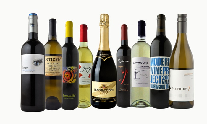 Heartwood & Oak: Delivered Wines from Heartwood & Oak (Up to 68% Off). Two Options Available.