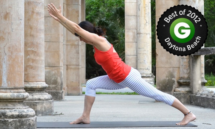 Hot House Yoga - Ormond Beach: 10 or 20 Classes at Hot House Yoga (73% Off)