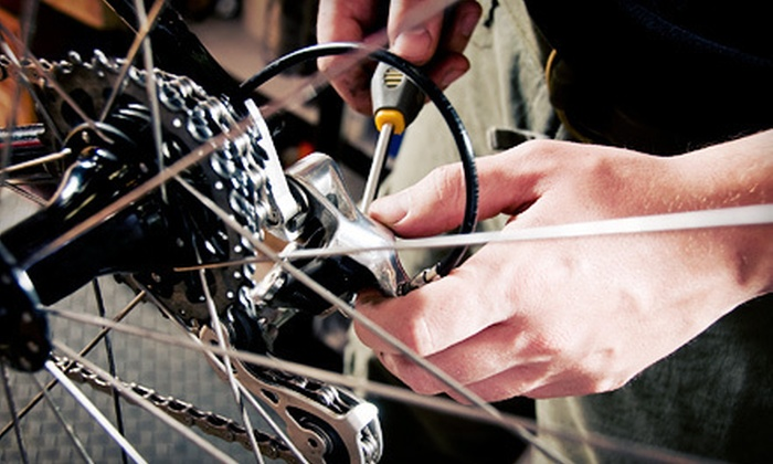 Bikes For All - Mt. Pleasant: Fall Tune-Up for One or Two Bicycles at Bikes For All (Up to 59% Off)