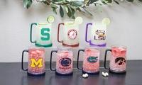Duckhouse NCAA Crystal Freezer Mugs (16 Fl. Oz.)
