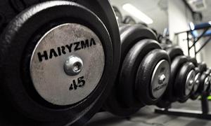 Haryzma Siłownia & Fitness Klub: Siłownia: karnet na 1 miesiąc od 59,99 zł i więcej opcji w Haryzma Siłownia & Fitness Klub (do -50%)