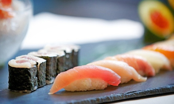 Sushi Masaru - Alpha Fusion 2: Dinner for Two or Four at Sushi Masaru (Up to 57% Off)